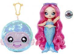 Na! Na! Na! Surprise Panenka ve třpytkovém zvířátku 2v1 Sparkle Mermaid