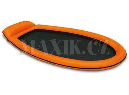 Nafukovací lehátko síťované Intex 58836NP - Oranžová