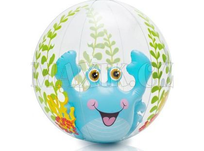 Nafukovací míč akvárium 61cm Intex 58031 - Modrý