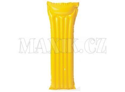 Nafukovací matrace 183x69cm - Žlutá