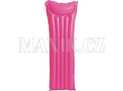 Nafukovací matrace 183x69cm - Růžová