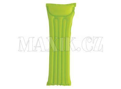 Nafukovací matrace 183x69cm - Zelená