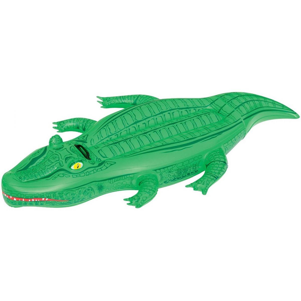 Nafukovací krokodýl 168x79cm