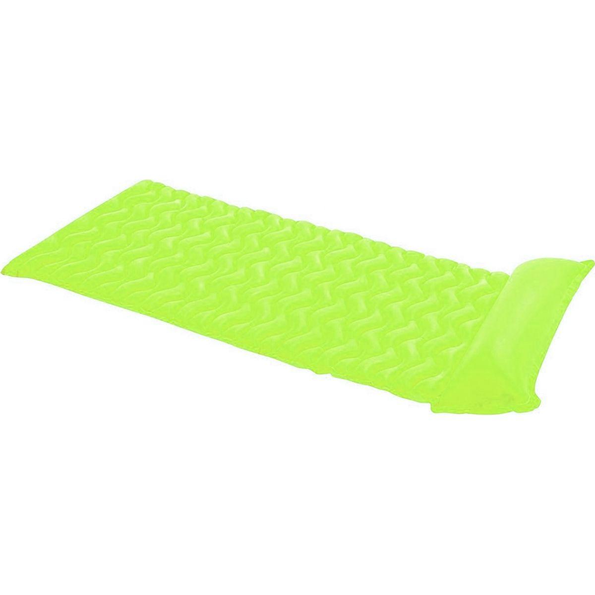 Nafukovací matrace rolovací - Zelená