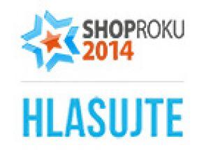 Nakupujete rádi u Maxíka? Hlasujte pro něj v soutěži ShopRoku 2014
