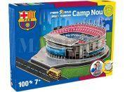 Nanostad 3D Puzzle Camp Nou - Barcelona