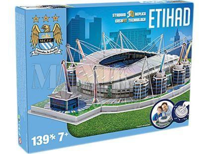 Nanostad 3D Puzzle Etihad - Manchester City