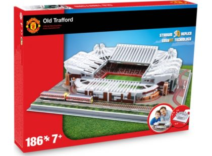 Nanostad 3D Puzzle Old Trafford - Manchester United