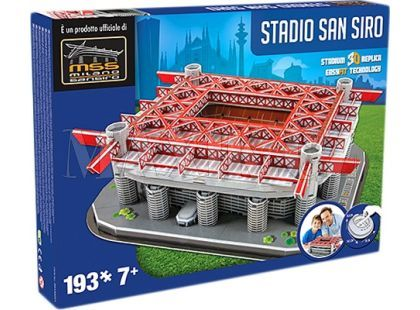 Nanostad 3D Puzzle San Siro Inter's packing