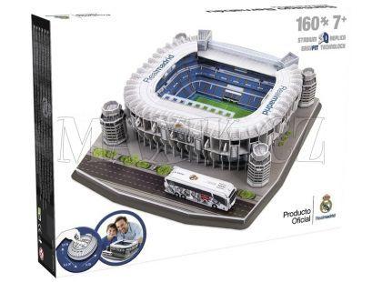 Nanostad 3D Puzzle Santiago Bernabeu - Real Madrid