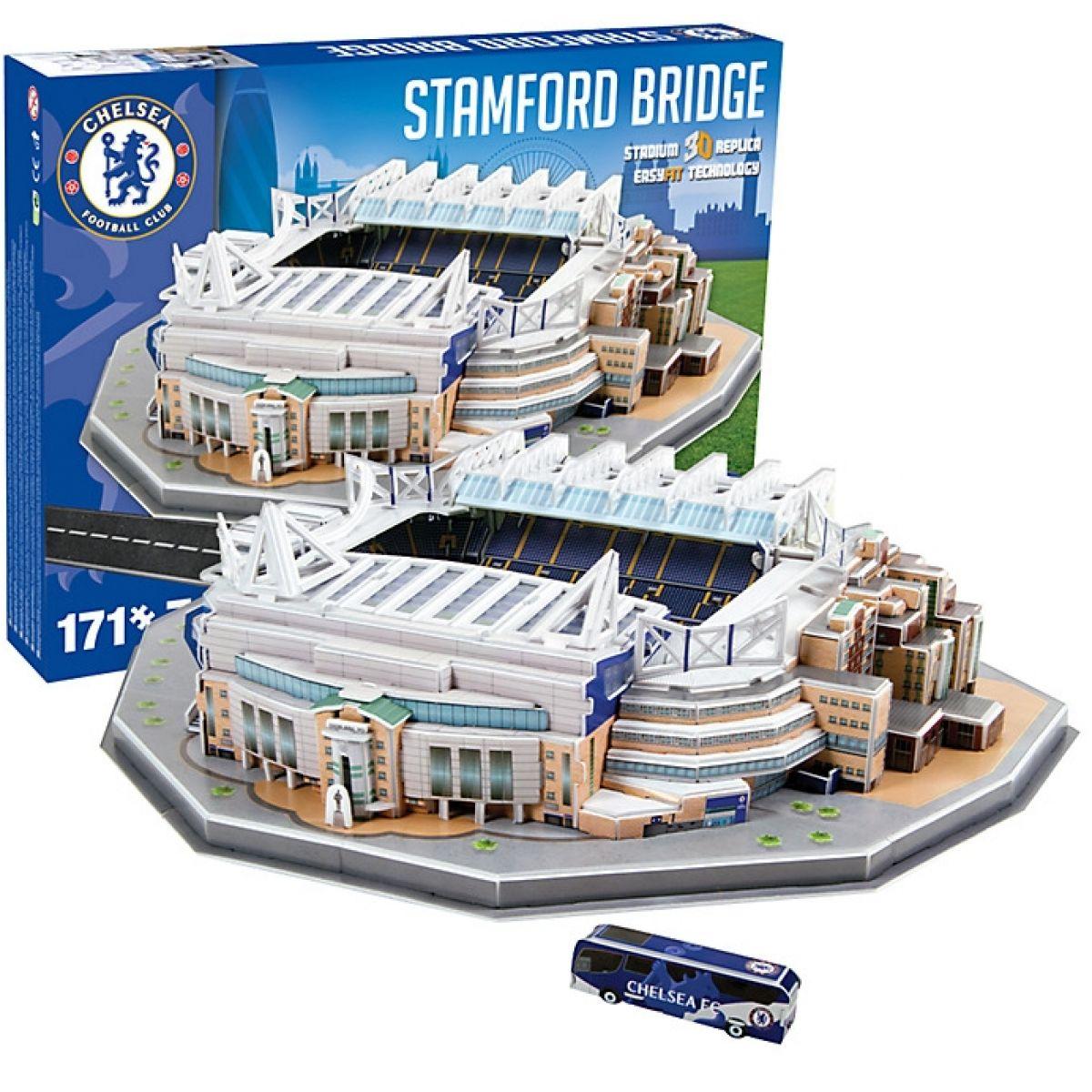 Nanostad 3D Puzzle Stamford Bridge - Chelsea