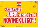 Nastartujte jaro naplno s LEGO® novinkami