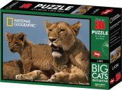 National Geographic 3D Puzzle Lvi 500 dílků