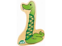 Lena Navlékací obrázek had