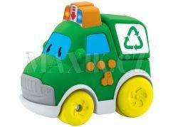 Navystar Autíčko záchranáři - Zelené recyklační