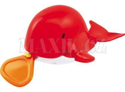 Navystar Natahovací hračka do vody - velryba