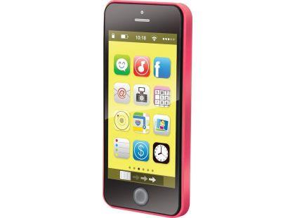 Navystar Telefon pro nejmenší - Červená