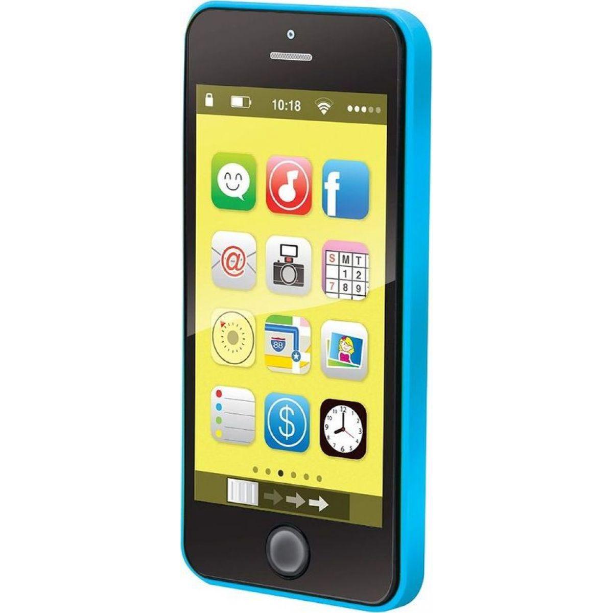 Navystar Telefon pro nejmenší - Modrá