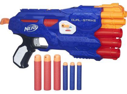 Hasbro Nerf Elite Dual-strike na dva druhy šipek