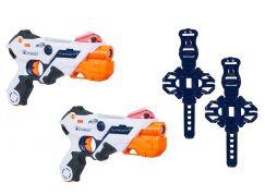 Nerf laserová pistole Alphapoint Duopack - II jakost
