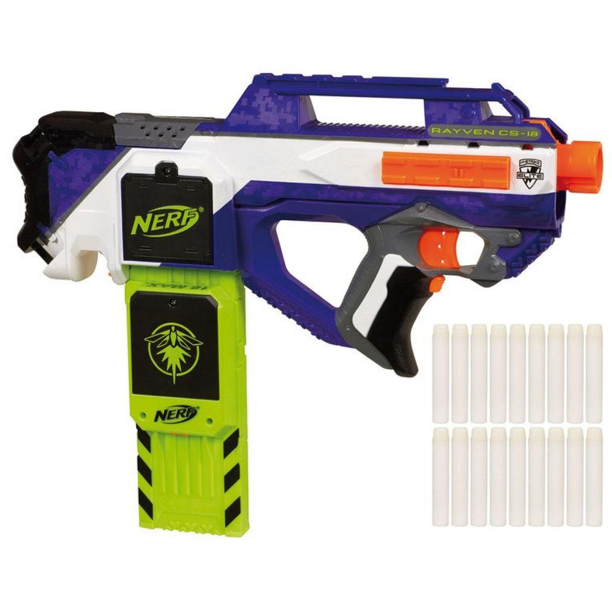 Nerf N-Strike Elite Rayven CS-18