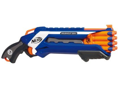 NERF N-STRIKE ELITE Rough Cut 2x4 Hasbro A1691 - Modrá