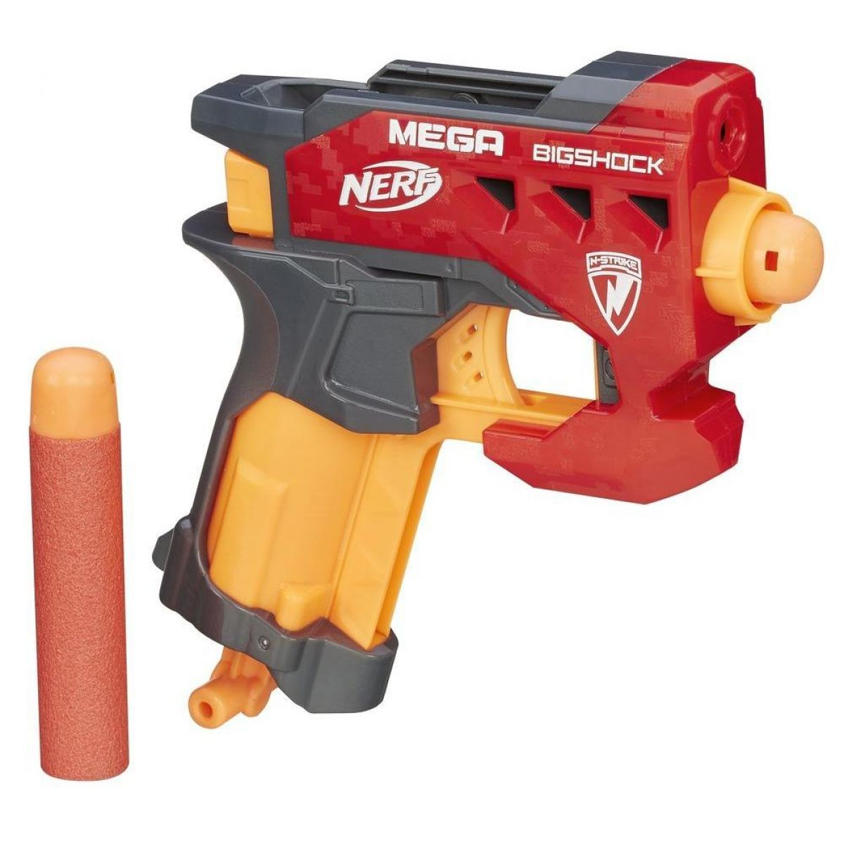 Hasbro Nerf N-Strike Mega Bigshock nejmenší pistole