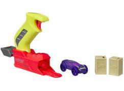 Nerf Nitro Throttleshot Blizt Fialové auto