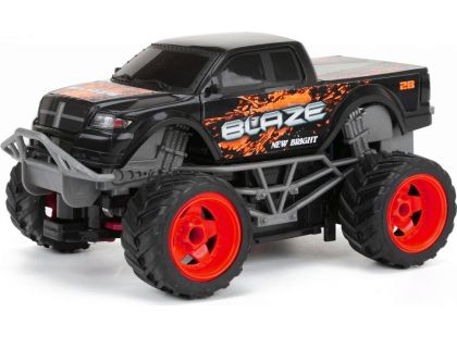 New Bright RC Auto Off Road 1:24 - Černá