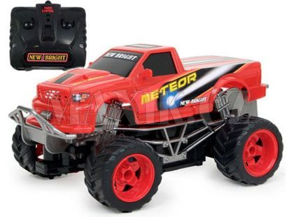 New Bright RC Auto Off Road 1:24 - Červená