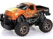 New Bright RC Auto Turbo Dragons Pick Up 1:24 - Oranžová