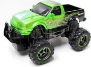 New Bright RC Auto Turbo Dragons Pick Up 1:24 - Zelená