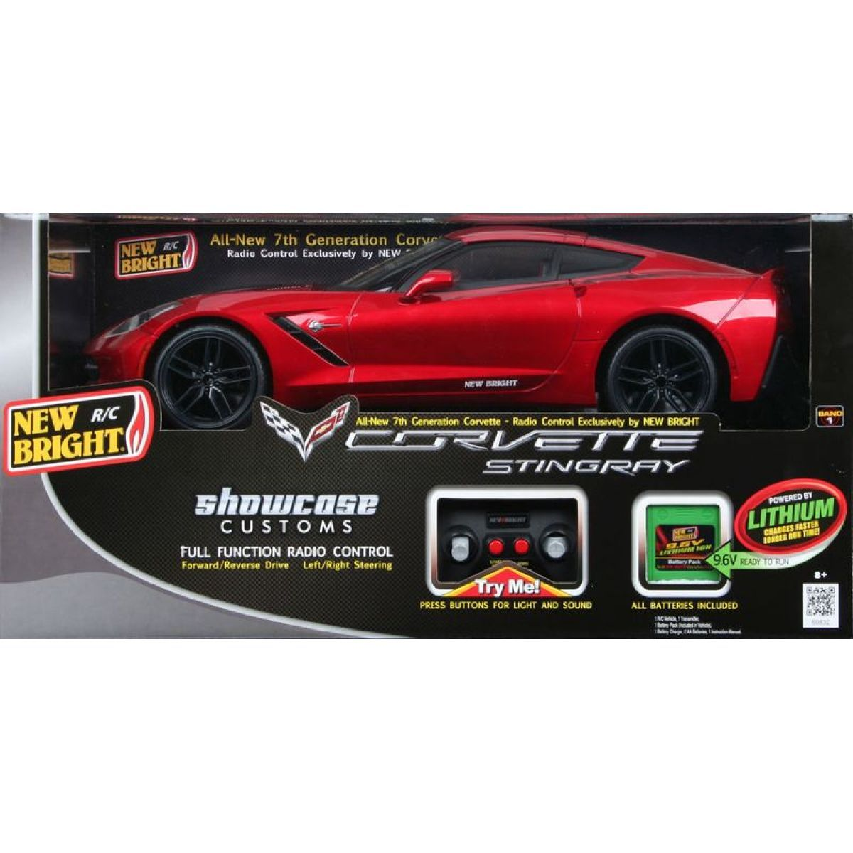 pro rc cars with New Bright Rc Corvette C7 on Audi E Bike Electric Bike Hd Wallpapers also Transformers Bumblebee Coloring Pages For Kids further Ford Crown Victoria Black additionally 53826 C Hud Navi likewise Losi Baja Rey Desert Truck.