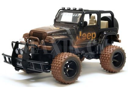 New Bright RC Jeep Fmud Slinger Wrangler