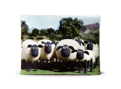 Nici Polštář s potiskem ovečky Shaun