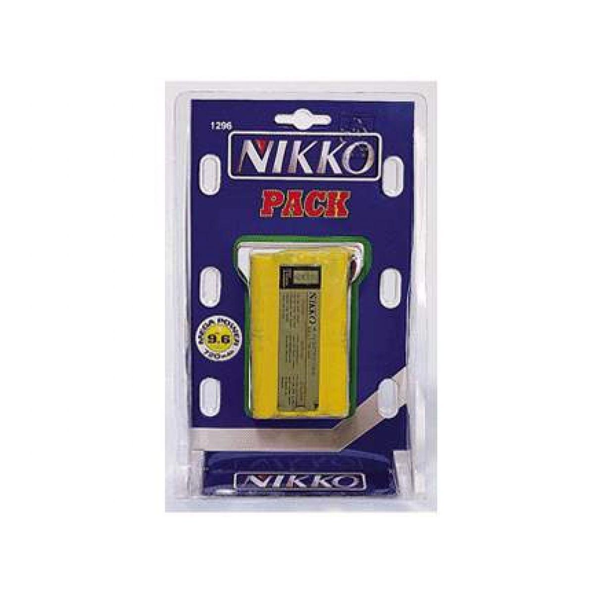 Nikko 9,6V Bateriový balík