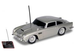 Nikko RC Aston Martin DB5 James Bond