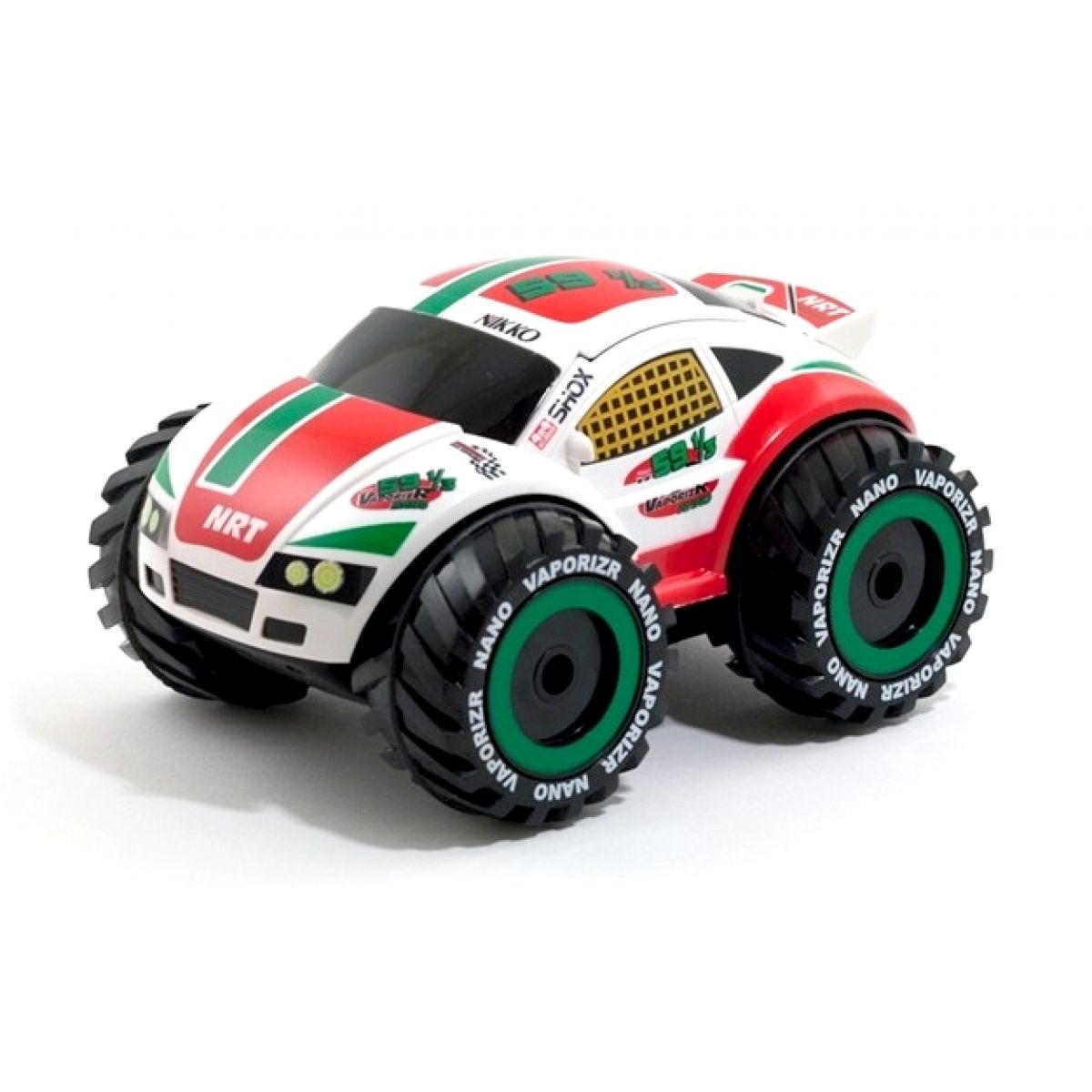 Nikko RC Auto Nano VaporizR - Zelená