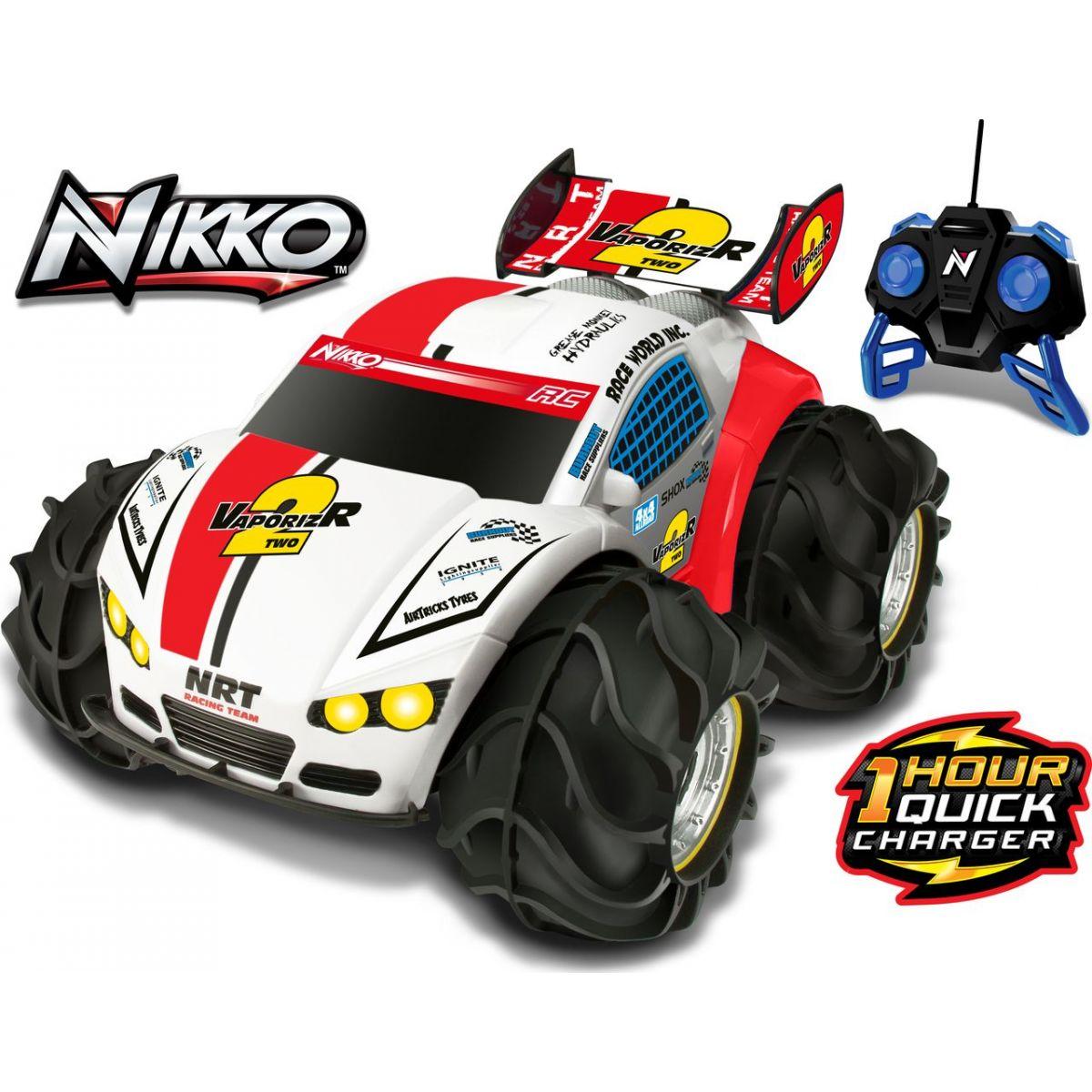 Nikko RC Auto VaporizR 2 Pro Červená #2