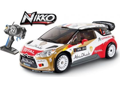 Nikko RC Citroen DS3 WRC