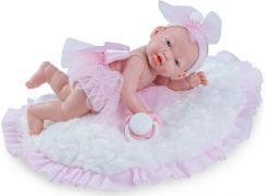 Nines 30240 Mini Golosinas Baby plaváček 21 cm holka