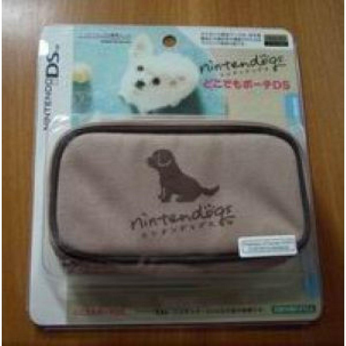 Nintendogs Pouch Bag béžový