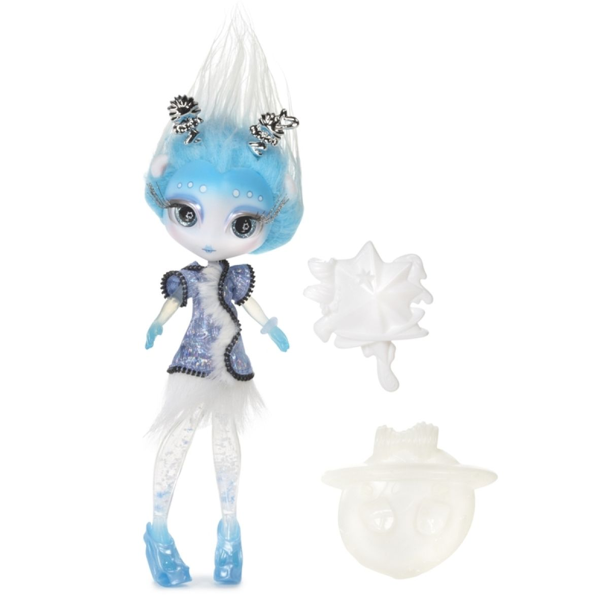 Novi Stars Invasion Doll - Anne Arctic