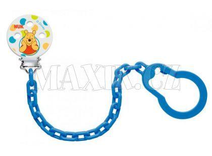 Nuk Disney Řetízek na dudlík - Modrý