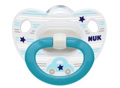 NUK Dudlík Classic Happy Days, SI, V2 6-18m