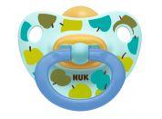 NUK Dudlík Classic Happy Kids, LA, ,V3 18m+