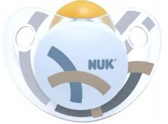 Nuk Dudlík Trendline Adore 0-6m modrý