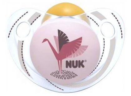 Nuk Dudlík Trendline Adore 0-6m Páv