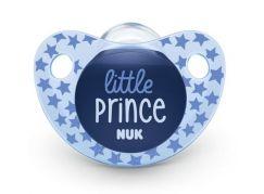 NUK Dudlík Trendline Adore, SI, V1 0-6m Little Prince