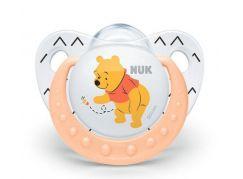 NUK Dudlík Trendline Disney Medvídek Pú SI, V2 6-18m Medvídek Pú